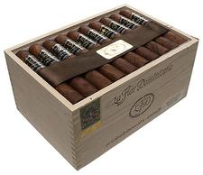 La Flor Colorado Oscuro No 4 Box of 50